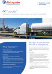 Turbofin™ - Nitrogen refrigerant technology for Small Scale LNG