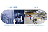60 years of Innovation