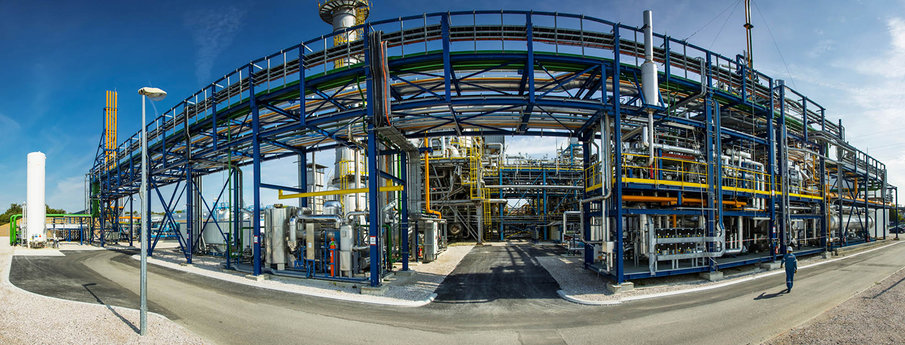 World premiere: Air Liquide inaugurates its CO₂ cold capture system, Cryocap™
