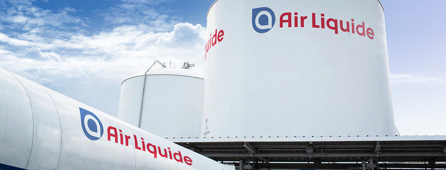 Air​ ​Liquide​ ​Engineering​ ​&​ ​Construction​ ​signed​ ​a​ ​new contract​ ​with​ ​a​ ​large​ ​chemical​ ​customer​ ​in​ ​China