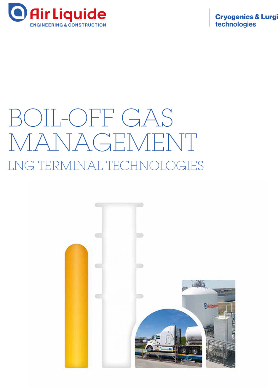 Boil-Off Gas management